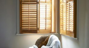Stained Timber Shutters Brisbane 2