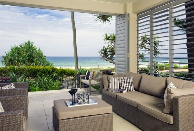 Window Coverings - aluminium shutters brisbane