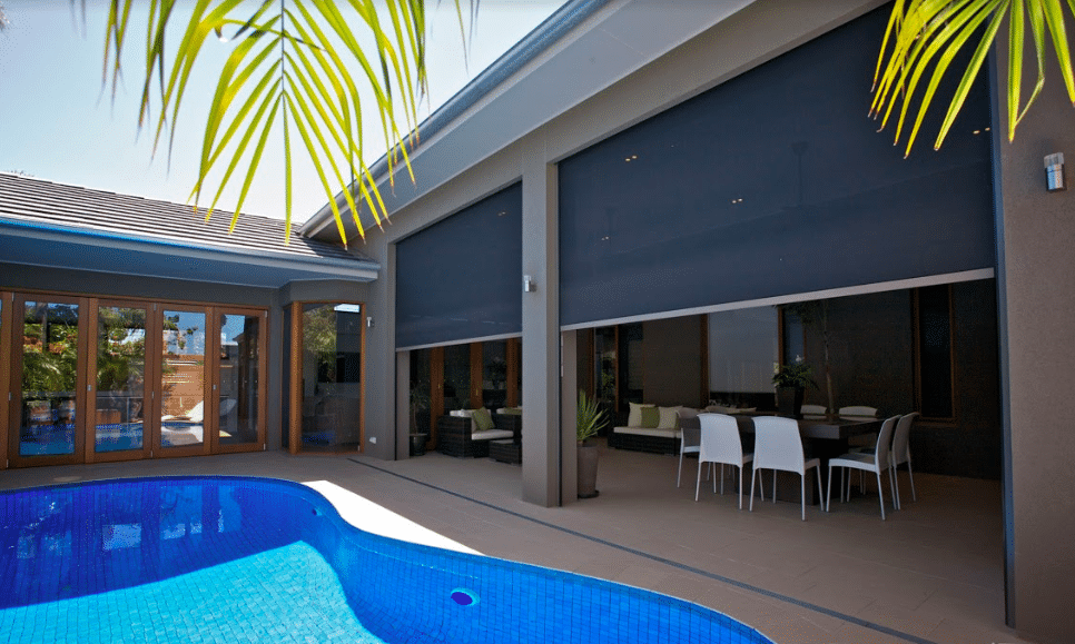 Retractable Blinds Brisbane