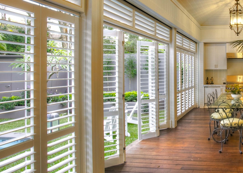 Exterior: 11 Reasons Why You Need Plantation Shutters