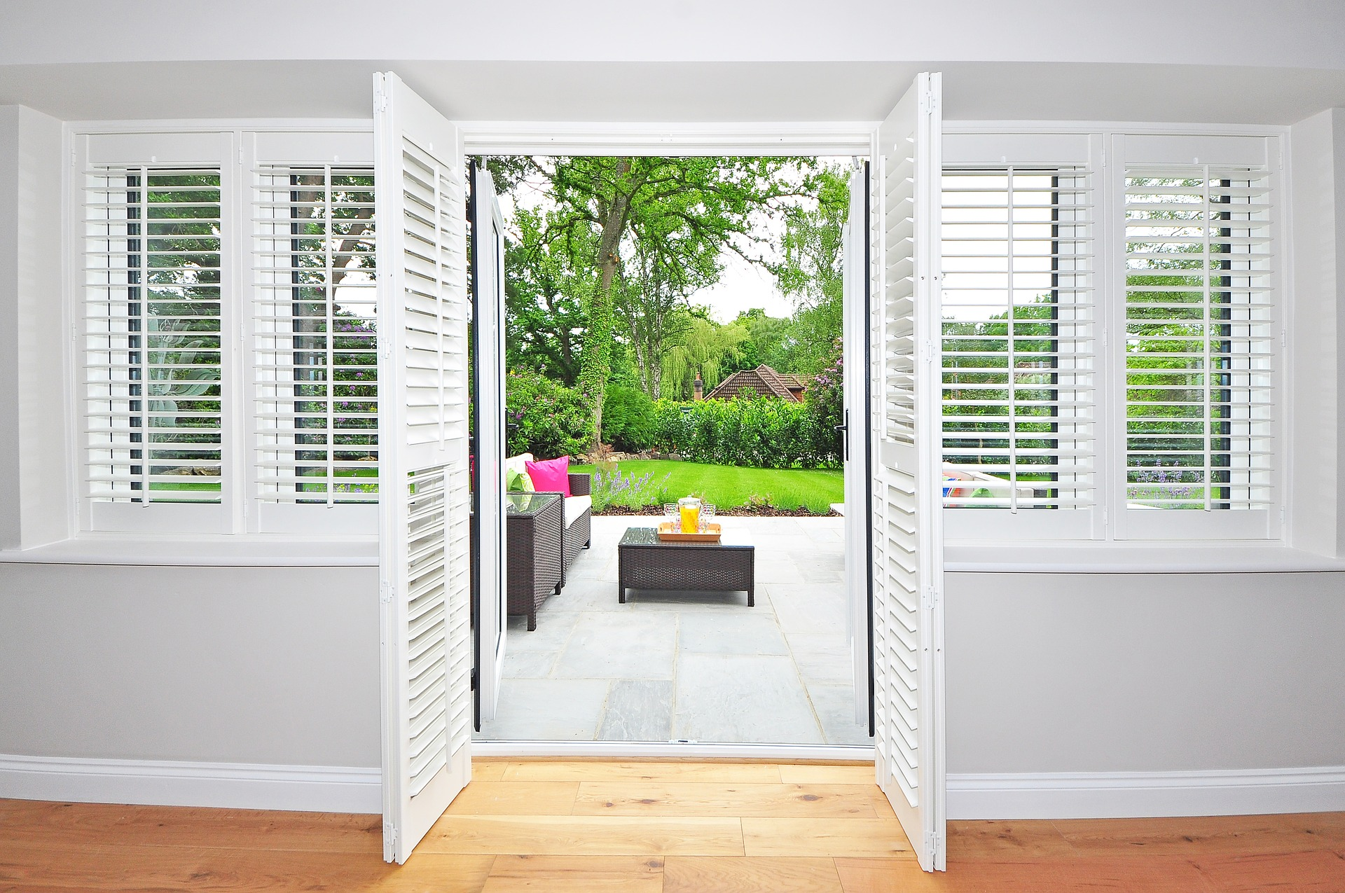 The Diverse Beauty Of Plantation Shutters