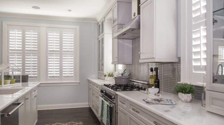 Get The Hamptons Look With Plantation Shutters